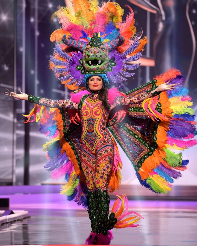 Hoa hậu Mexico.