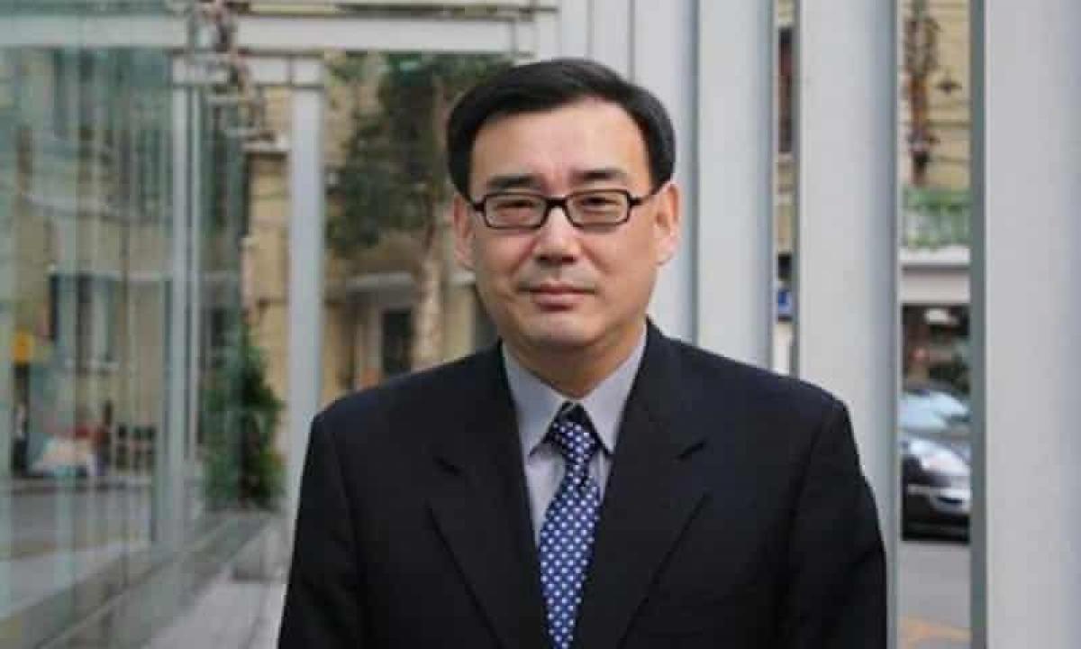 Nhà vănngười Australia gốc Hoa, Yang Jun, có bút danh Yang Hengjun (Ảnh: The Guardian).