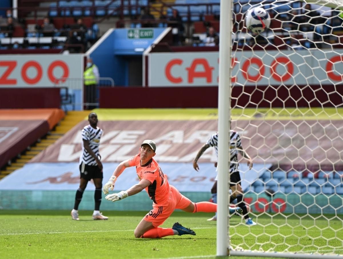 Trong khi đó, Aston Villa tỏ ra đặc biệt nguy hiểm ở khả năng phản công nhanh.