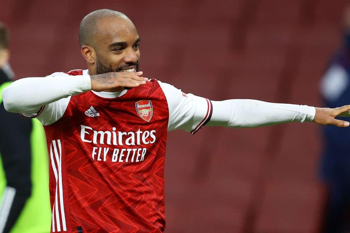 Đồng hạng 8. Alexandre Lacazette (Arsenal) - 13 bàn