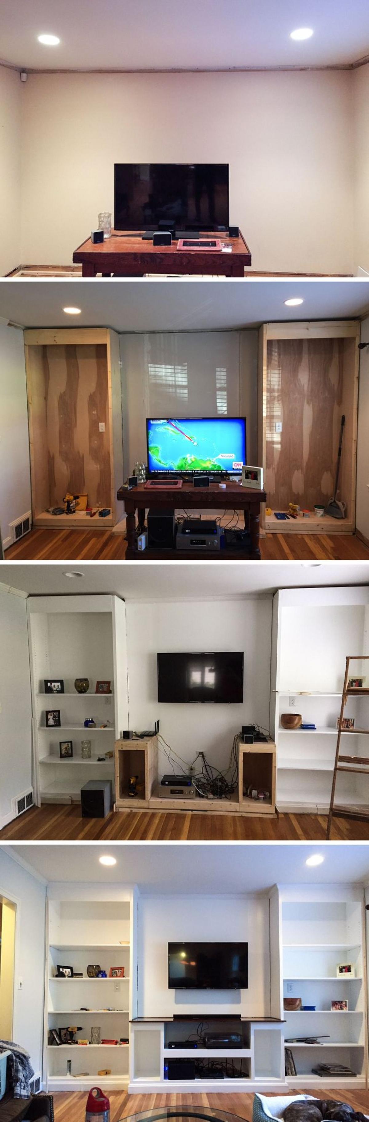Những cách đơn giản để biến ngôi nhà nhàm chán thành không gian đáng sống./.
