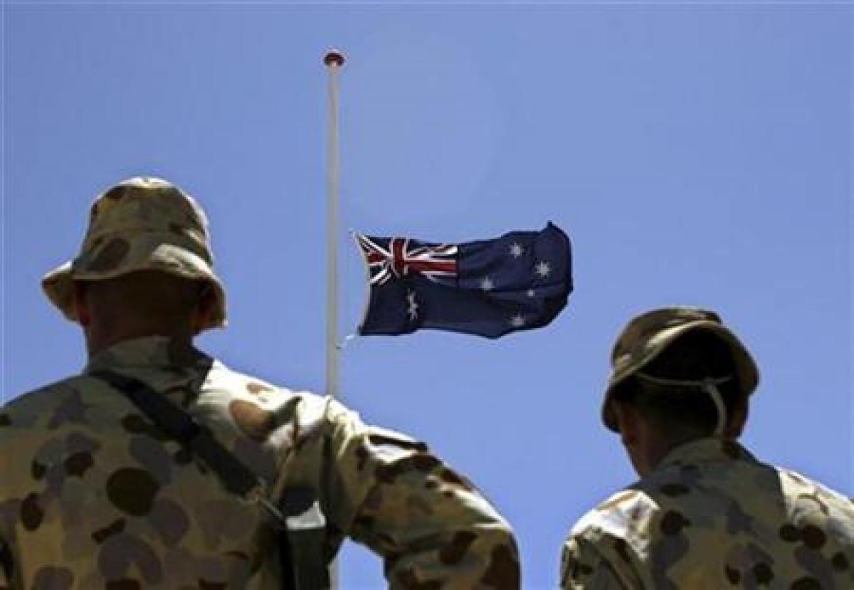 Australia sẽ rút quân đội ra khỏi Afghanistan vào tháng 9 tới. Ảnh: Reuters