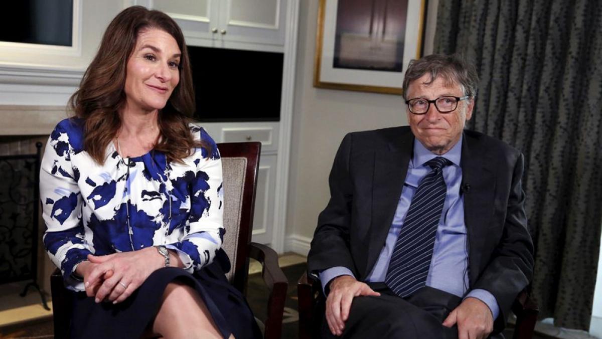 Bill Gates và Melinda Gates tuyên bố ly hôn sau 27 năm chung sống và có với nhau 3 người con. (Ảnh: Reuters)