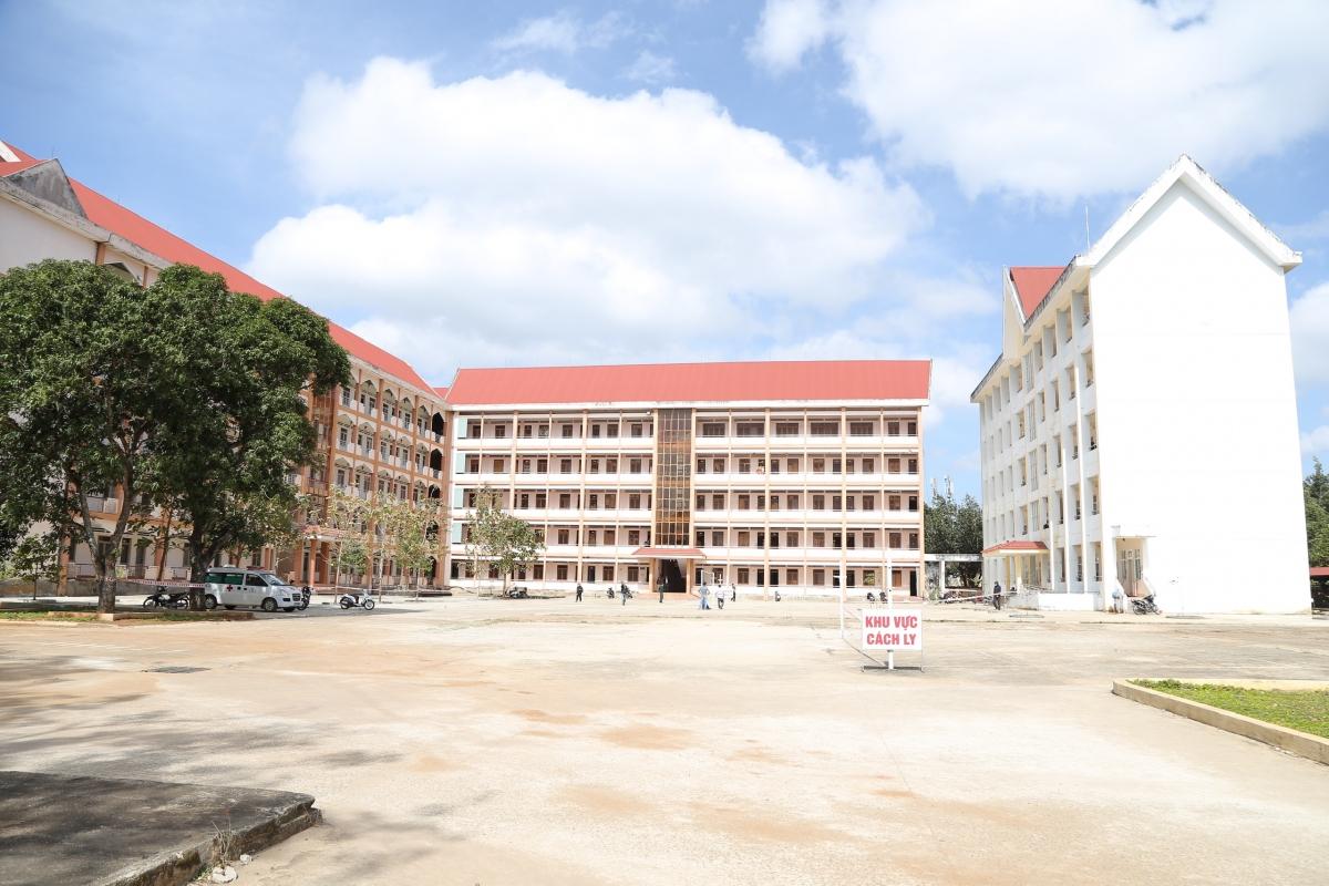 Cả 2 trường hợp này đã đưa đưa vào khu cách ly tập trung của tỉnh Đắk Lắk