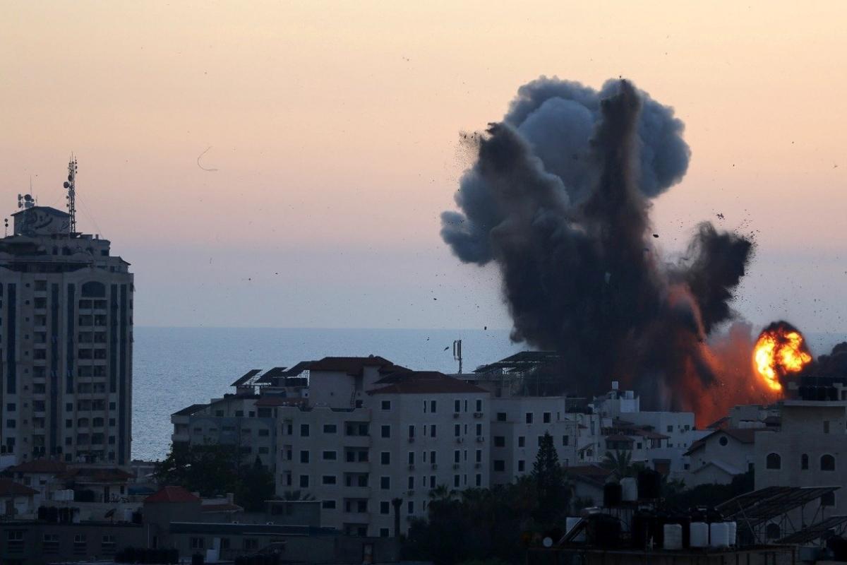 Giao tranh giữa Lực lượng Quốc phòng Israel (IDF) với lực lượng Hamas và Phong trào Hồi giáo Jihad vẫn chưa có dấu hiệu hạ nhiệt. Ảnh: Reuters