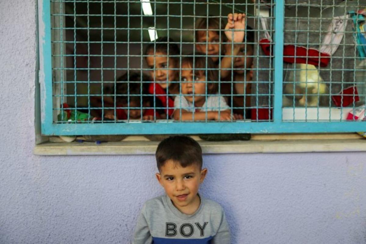 Xung đột khiến 52.000 người Palestin phải đi chạy nạn.