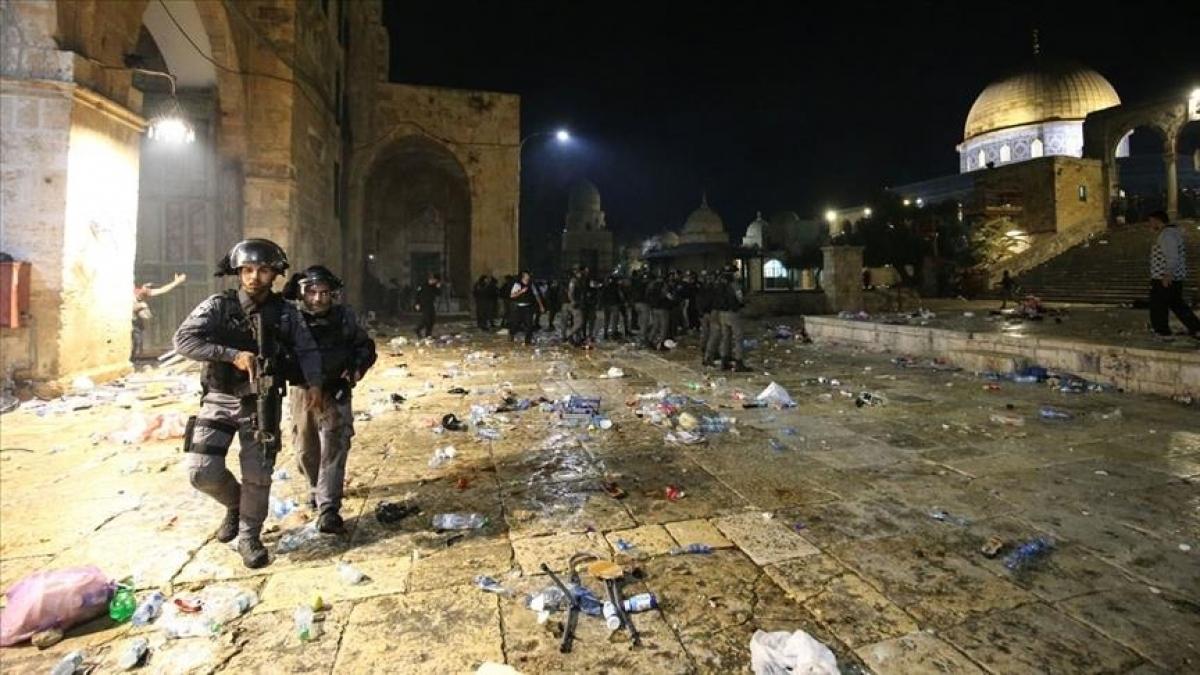 Tấn công khủng bố ở Pakistan. Ảnh: AA