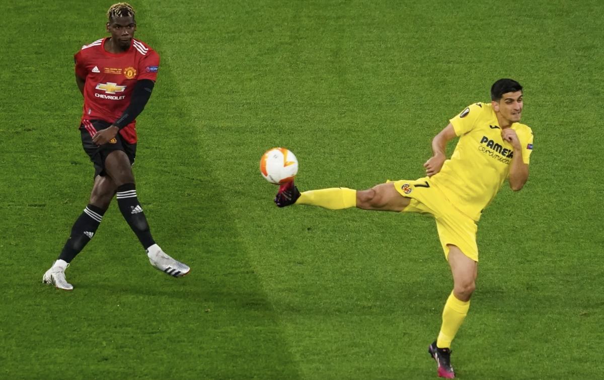 Villarreal bất ngờ mở tỷ số. (Ảnh: Getty).
