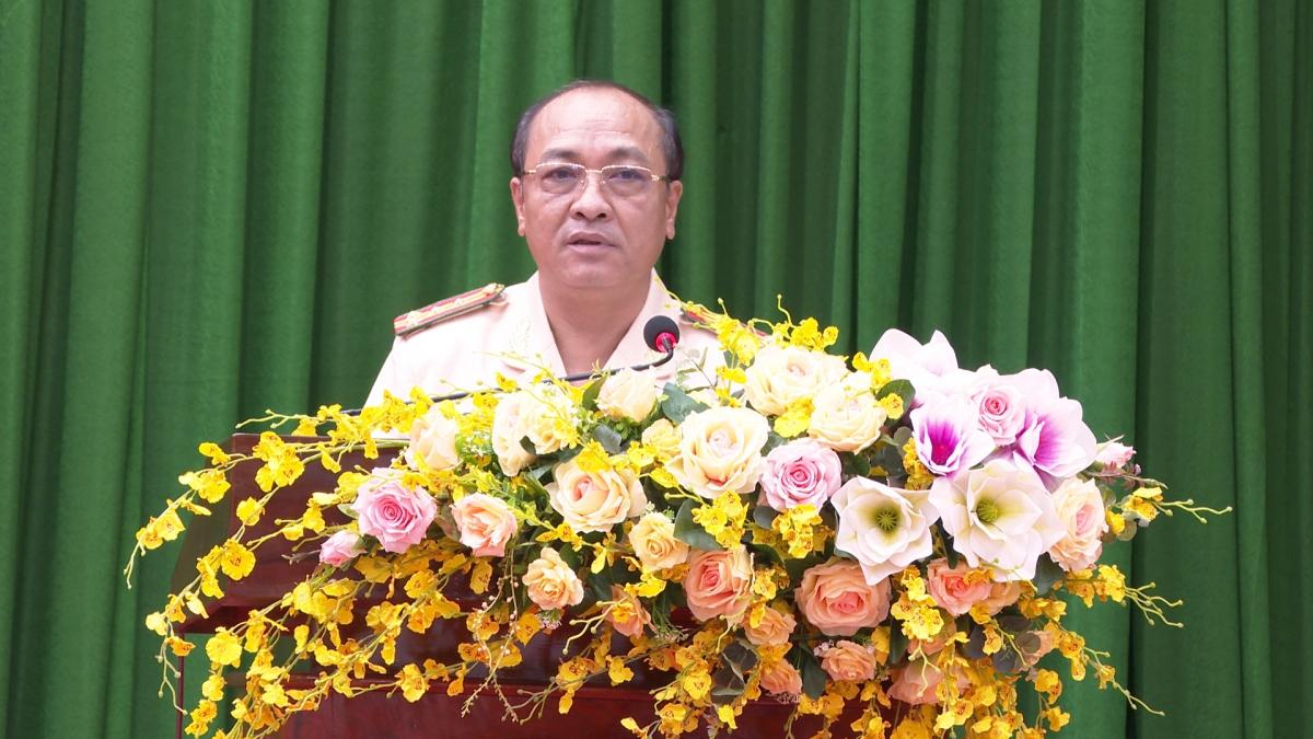 Đại tá Nguyễn Trọng Dũng được Bộ Công an bổ nhiệm giữ chức Giám đốc Công an tỉnh Vĩnh Long