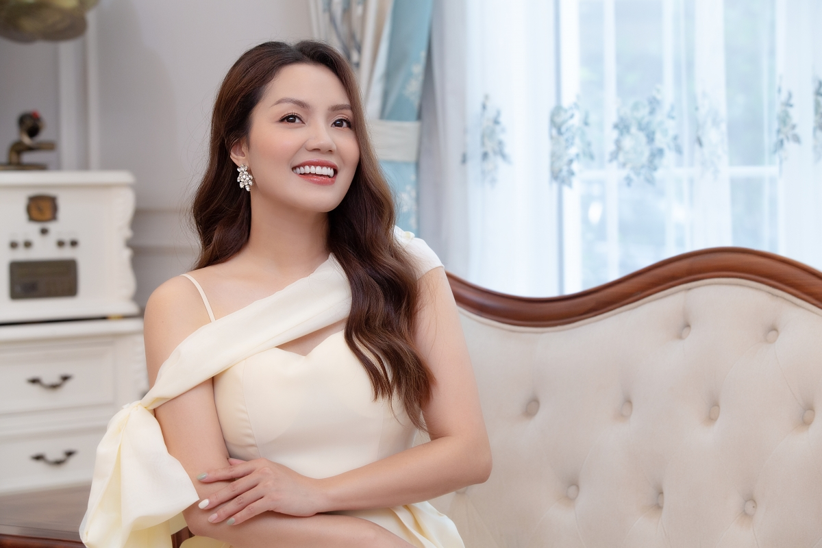 Ca sĩ Nguyễn Ngọc Anh.