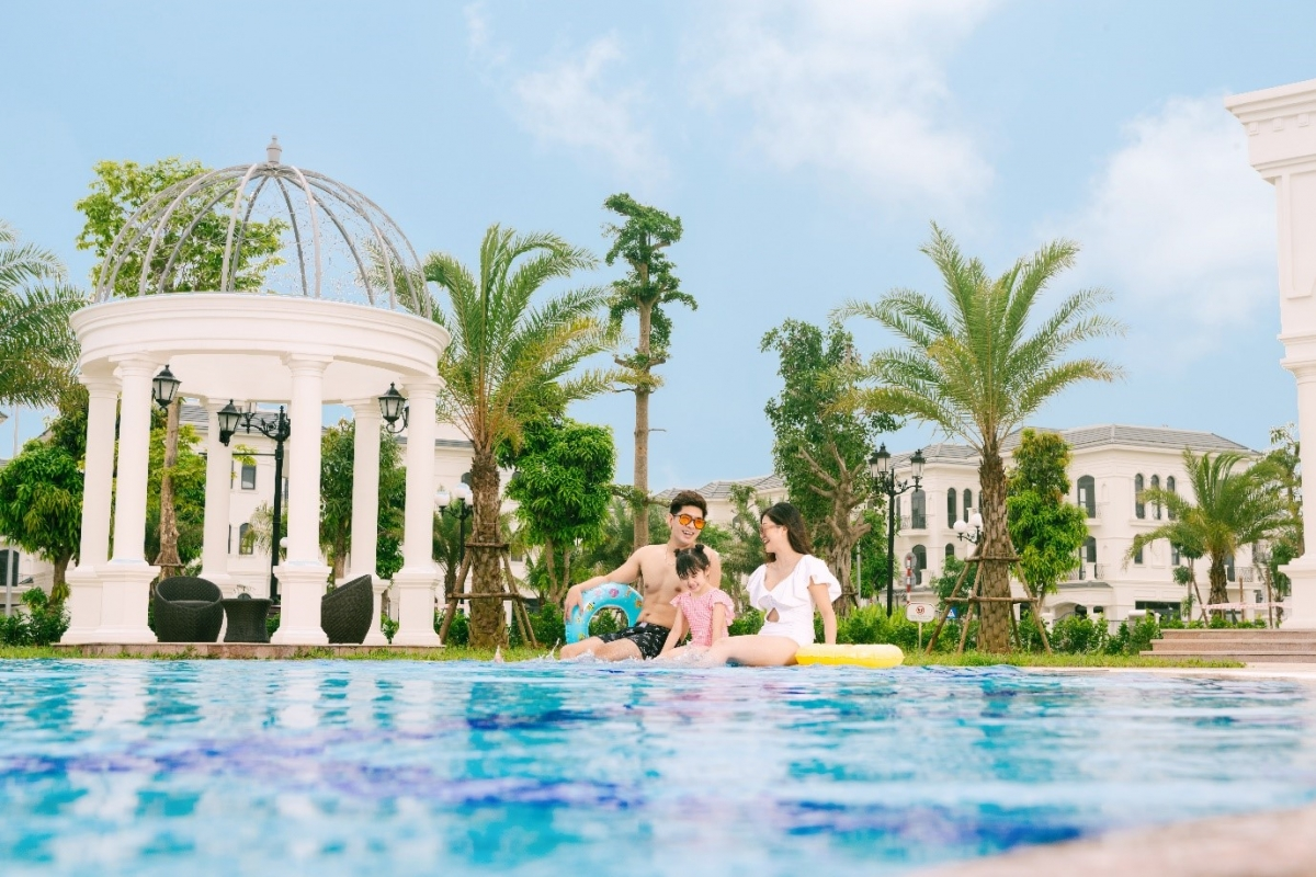 """Phong cách """"sống nghỉ dưỡng"""" giữa trung tâm thành phố Thanh Hóa."""