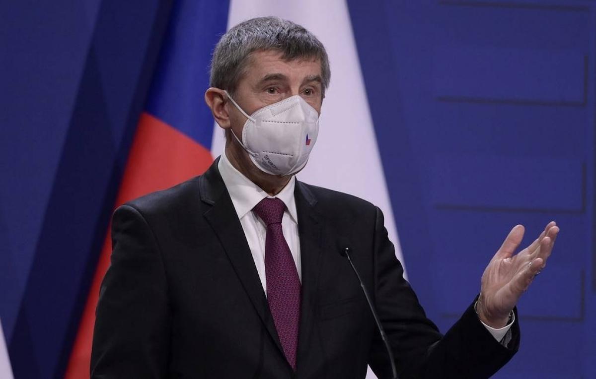 Thủ tướng Séc kêu gọi giảm leo thang căng thẳng trong quan hệ với Nga (Ảnh: Tass)