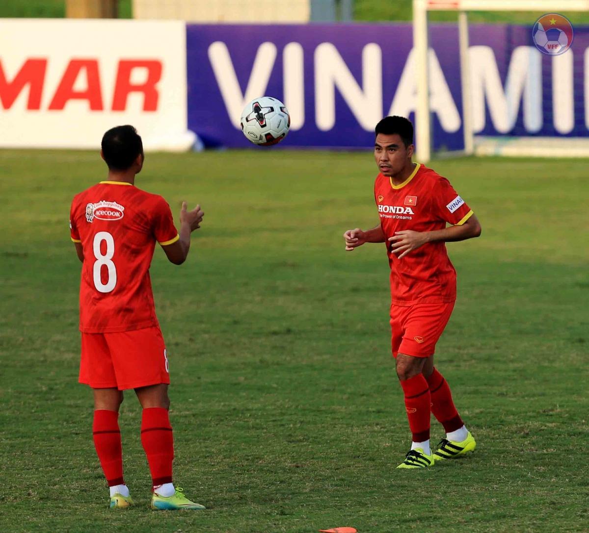 ĐT Việt Nam sẽ loại 10 cầu thủ để lên đường sang UAE tham dự vòng loại World Cup 2022 với 27 người.
