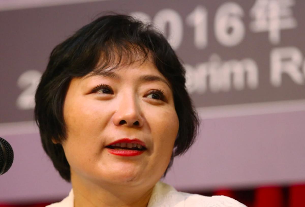 Bà Wu Yajun (Ảnh: SCMP)