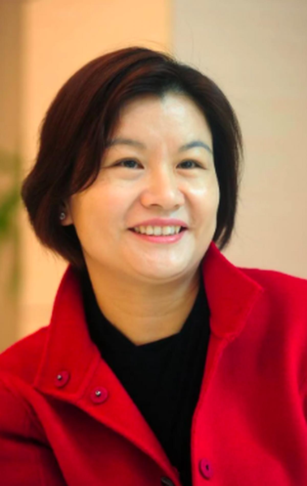 Bà Zhou Qunfei (Ảnh: AFP)