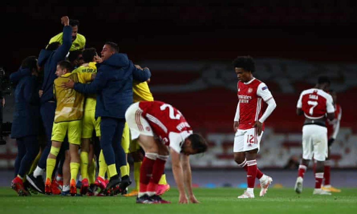 Xem lại bóng đá Arsenal vs Villarreal, Europa League – 7/5/2021
