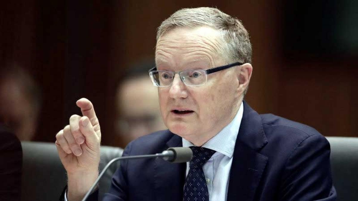 Thống đốc Ngân hàng Trung ương Australia, Tiến sĩ Philip Lowe - (Ảnh: SMH)
