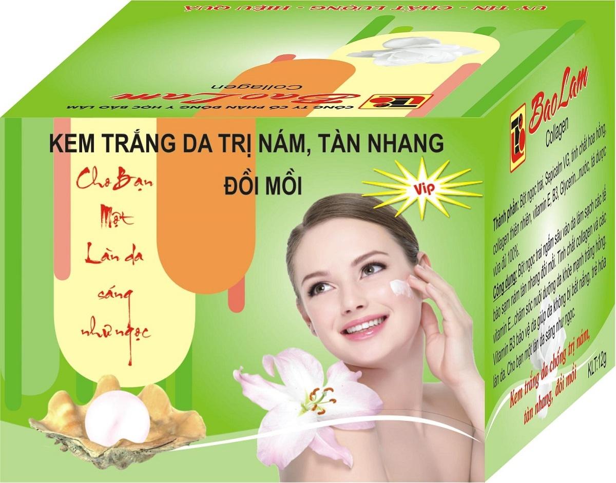 Thu hồi sản phẩm kem dưỡng trắng da chống nhăn chứa chất cấm (Ảnh minh họa: KT)