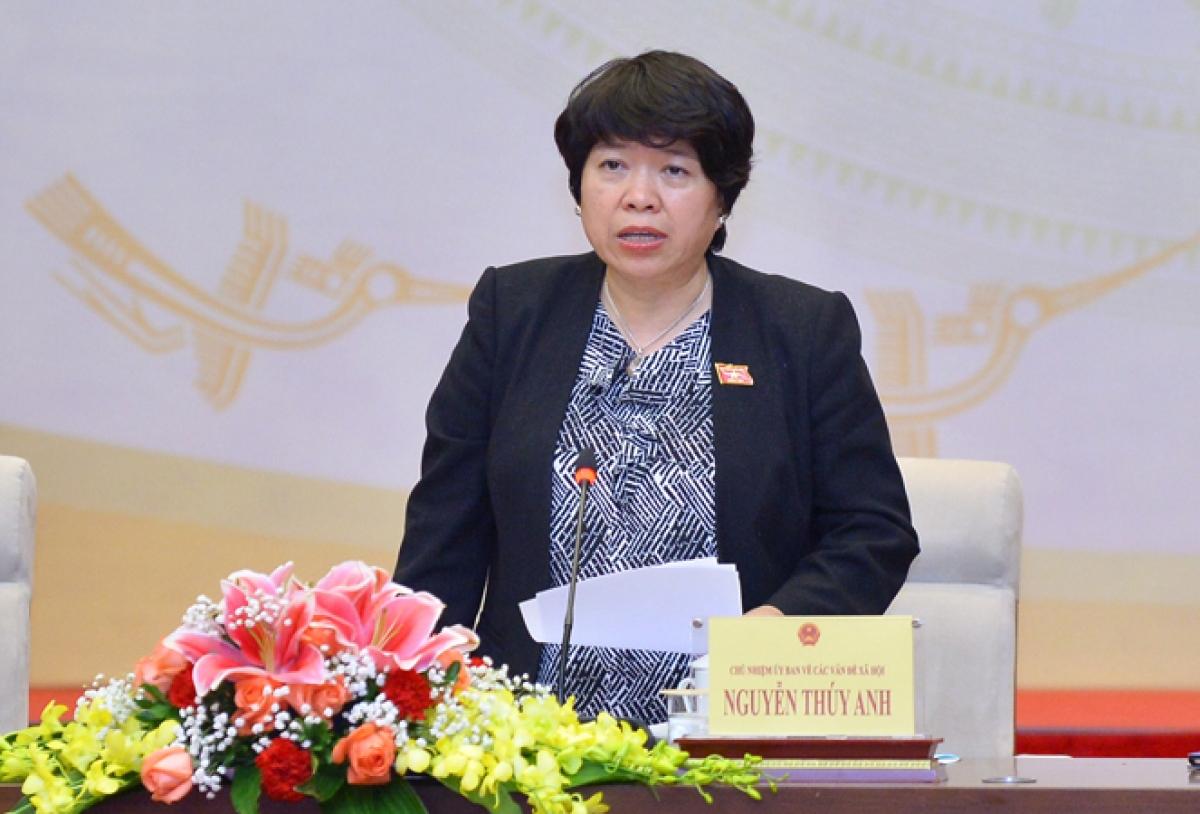 Bà Nguyễn Thúy Anh
