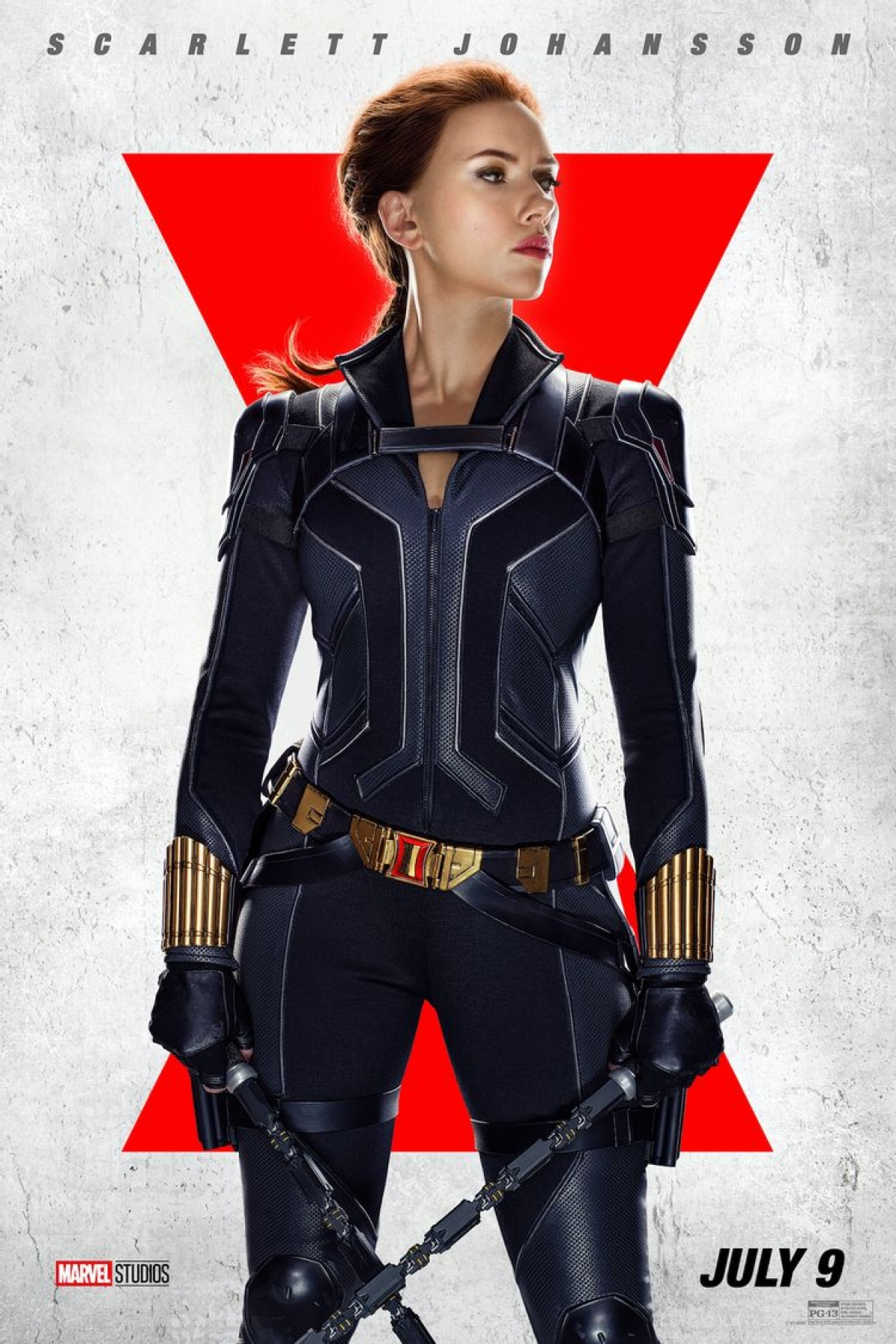 "Scarlett Johansson đảm nhận vai ""Black Widow""."