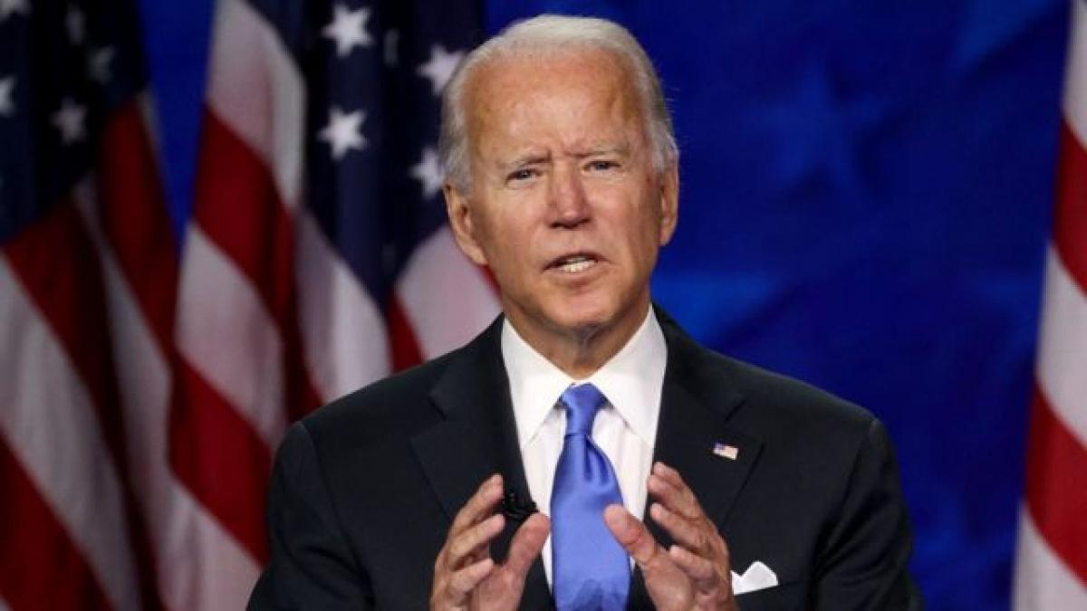 Tổng thống Mỹ Joe Biden. Ảnh: BBC