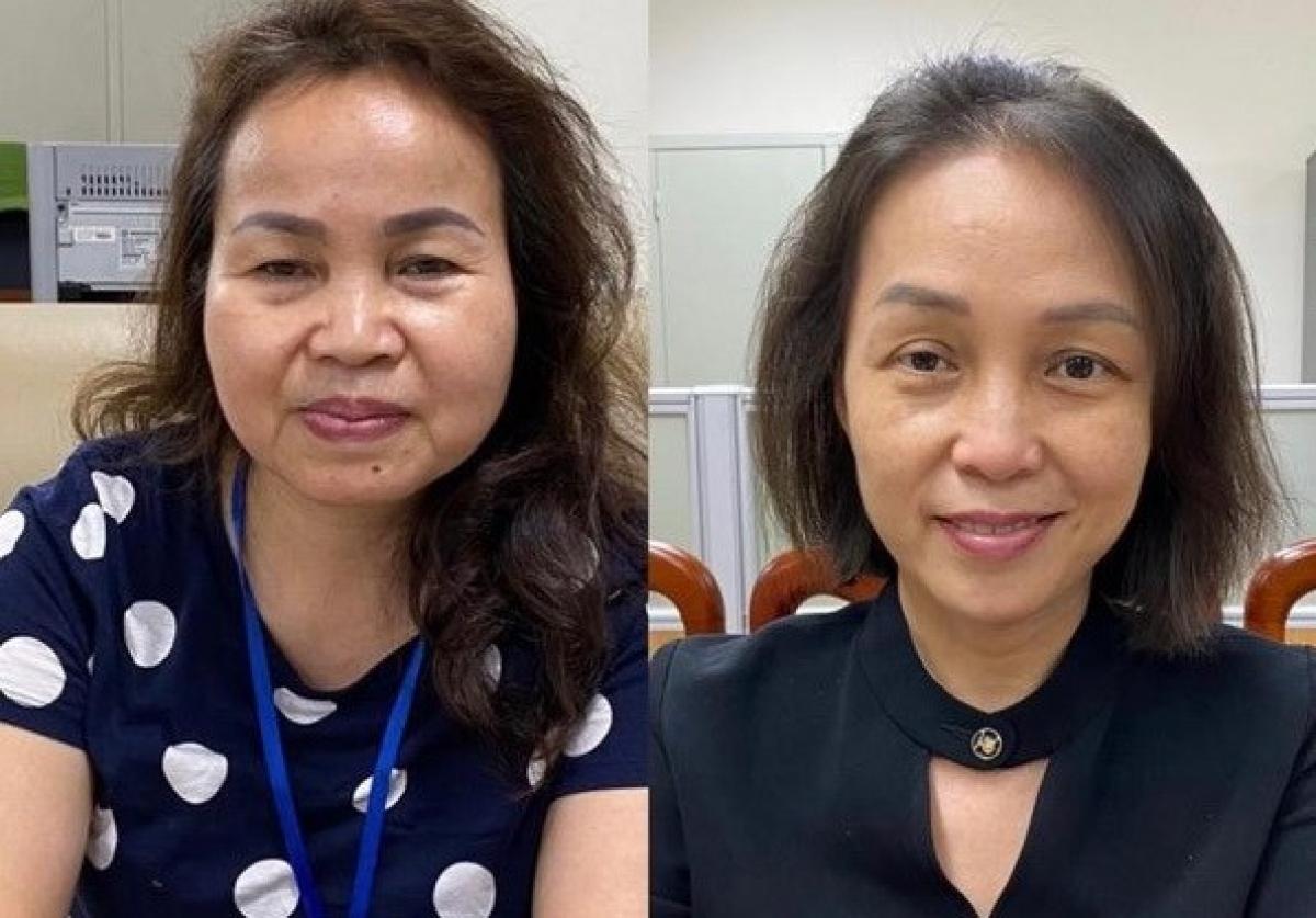 Quận ủy Hoàn Kiếm đình chỉ sinh hoạt đảng với 2 đảng viên Bệnh viện Tim Hà Nội. (Ảnh: TTXVN phát)