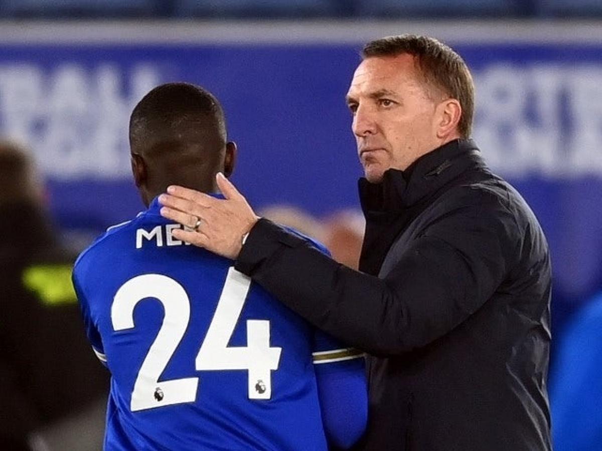 HLV Rodgers lọt vào tầm ngắm của Tottenham (Ảnh: Reuters).