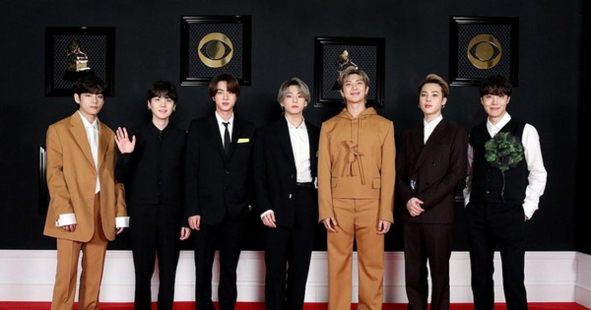 BTS đã trở thành nghệ sĩ K-pop đầu tiên nhận được đề cử Grammy.