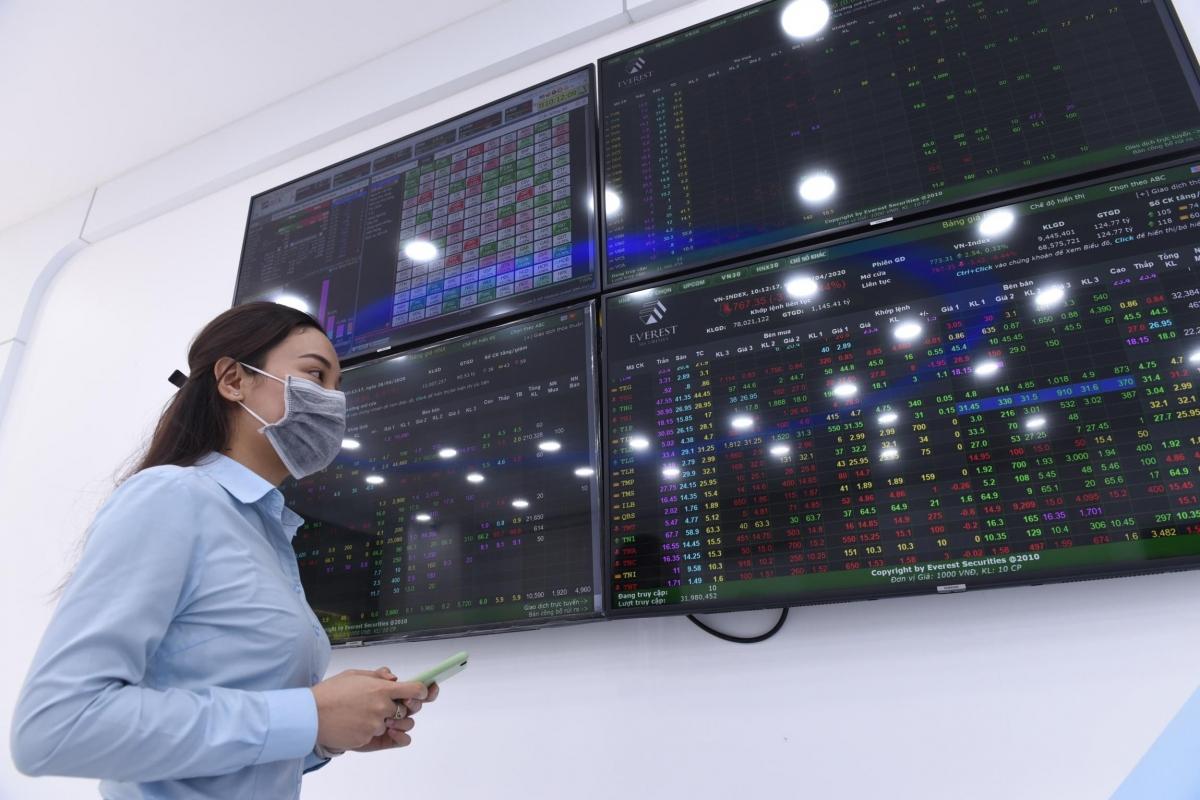 TTCK đã thu hút đáng kể một lượng nhà đầu tư FO mở mới tài khoản trong 4 tháng đầu năm 2021.