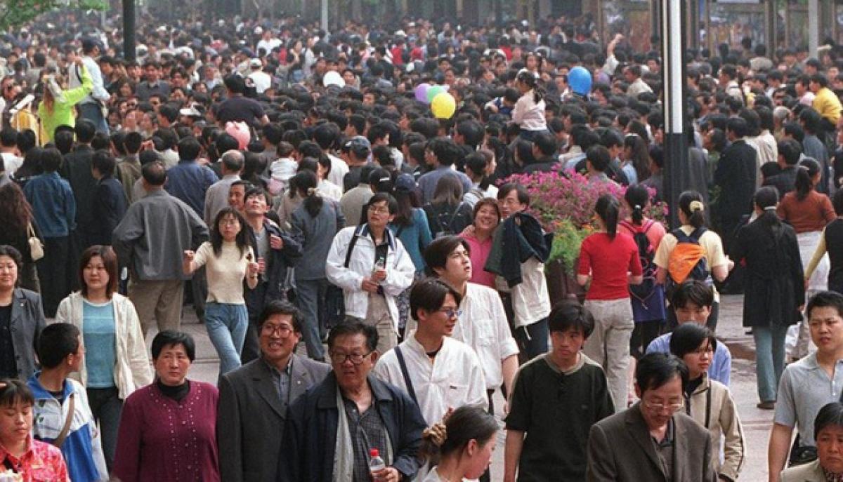 Trung Quốc thay đổi chính sách về dân số. Ảnh minh họa: SCMP