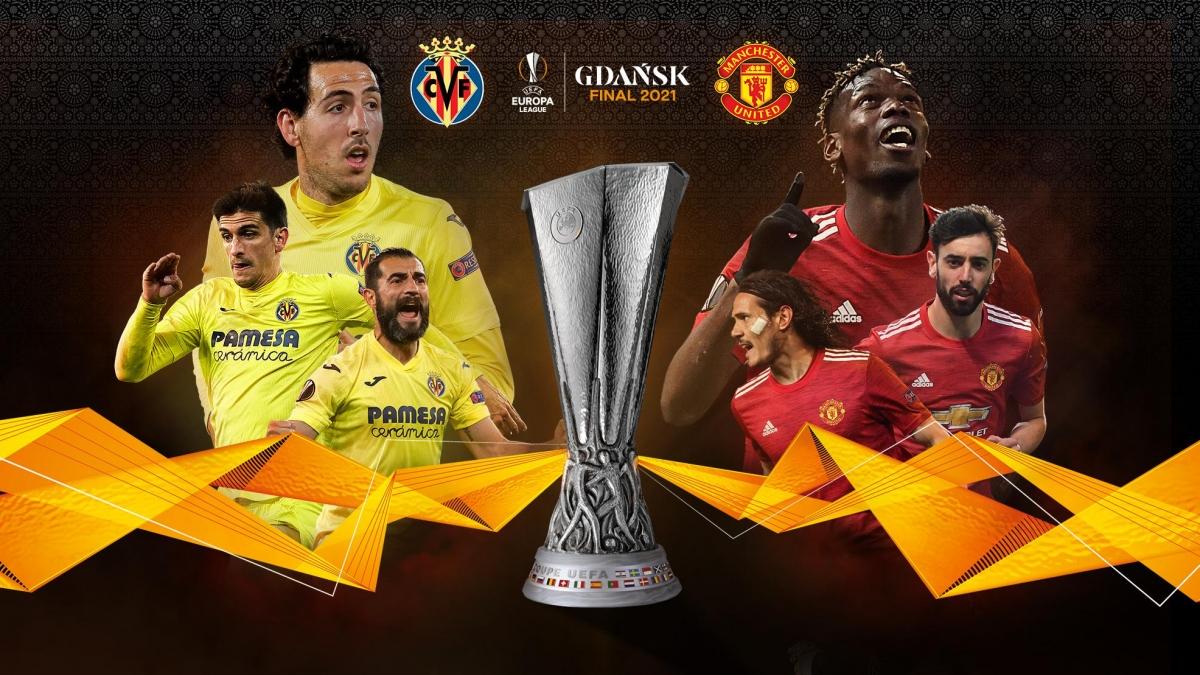 Trận chung kết Europa League 2020/2021 sẽ diễn ra lúc 02h00 ngày 27/5 theo giờ Việt Nam. (Ảnh: UEFA)
