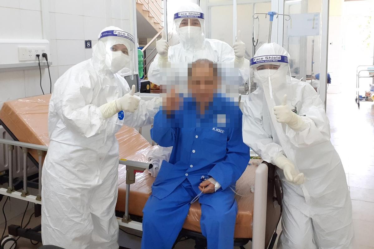 Những bác sĩ và điều dưỡng có kinh nghiệm chăm sóc bệnh nhân mắc COVID-19 nặng những lần bùng phát dịch trước đây sẽ được tăng cường cho Bắc Giang.