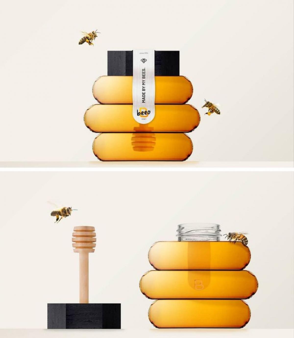 Mua mật ong chỉ vì cái hũ quá xinh.