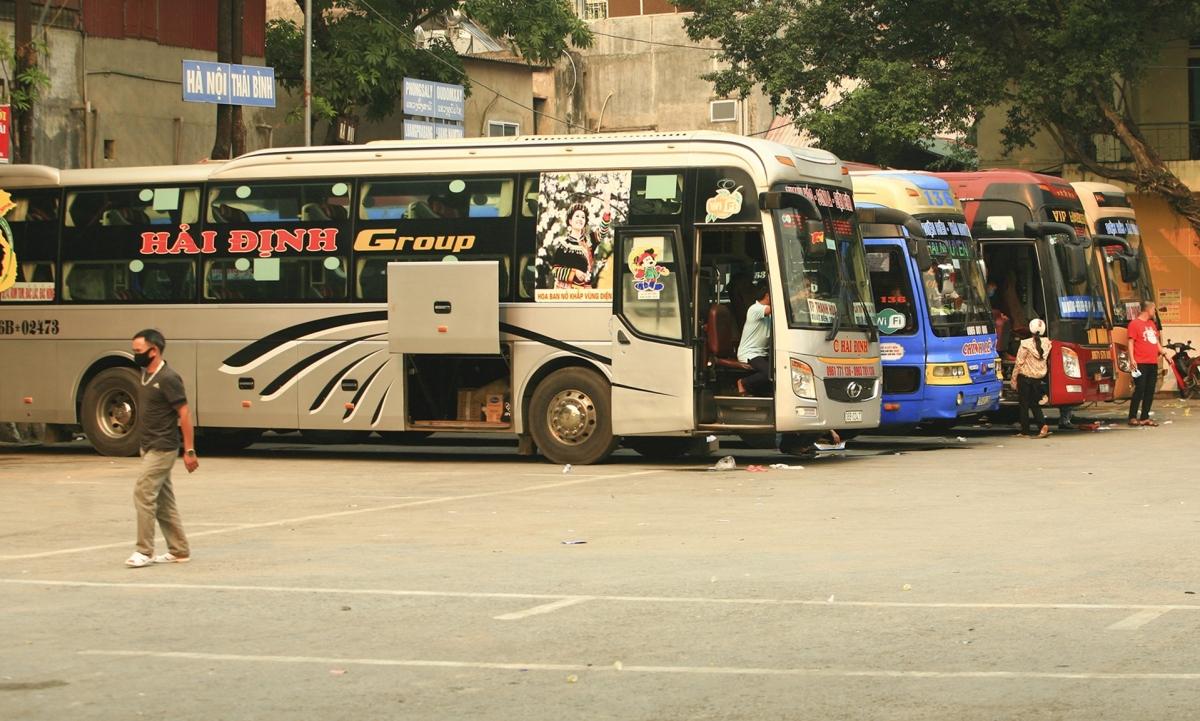 Sở Giao thông Vận tải tỉnh Điện Biên khẳng định, không có chuyện xe khách Điện Biên vẫn hoạt động tuyến Điện Biên-Bắc Giang.