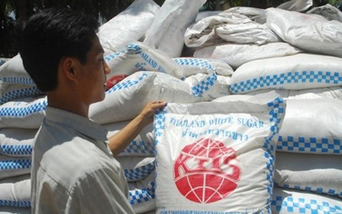 Trung bình mỗi tháng Việt Nam nhập khoảng 125.000 tấn đường trong 3 tháng đầu năm 2021.