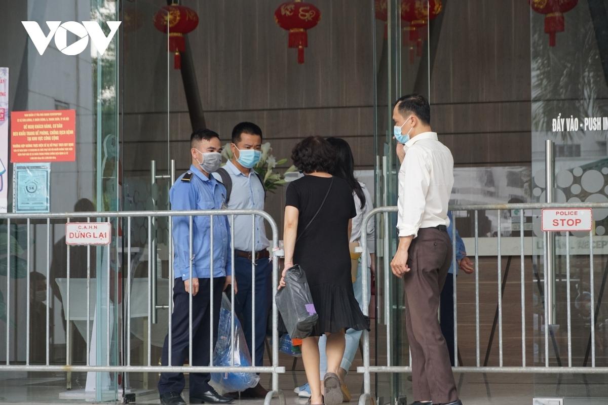 Phong tỏa chung cư Center Point - nơi vợ chồng ông Thanh ở