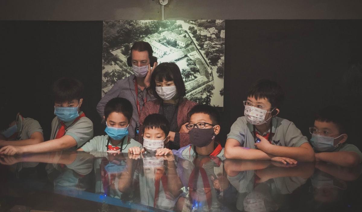 Hầu hết điểm đến tại Hà Nội đã cơ bản thực hiện tốt các biện pháp phòng, chống dịch Covid-19. Nguồn: Di tích Nhà tù Hỏa Lò