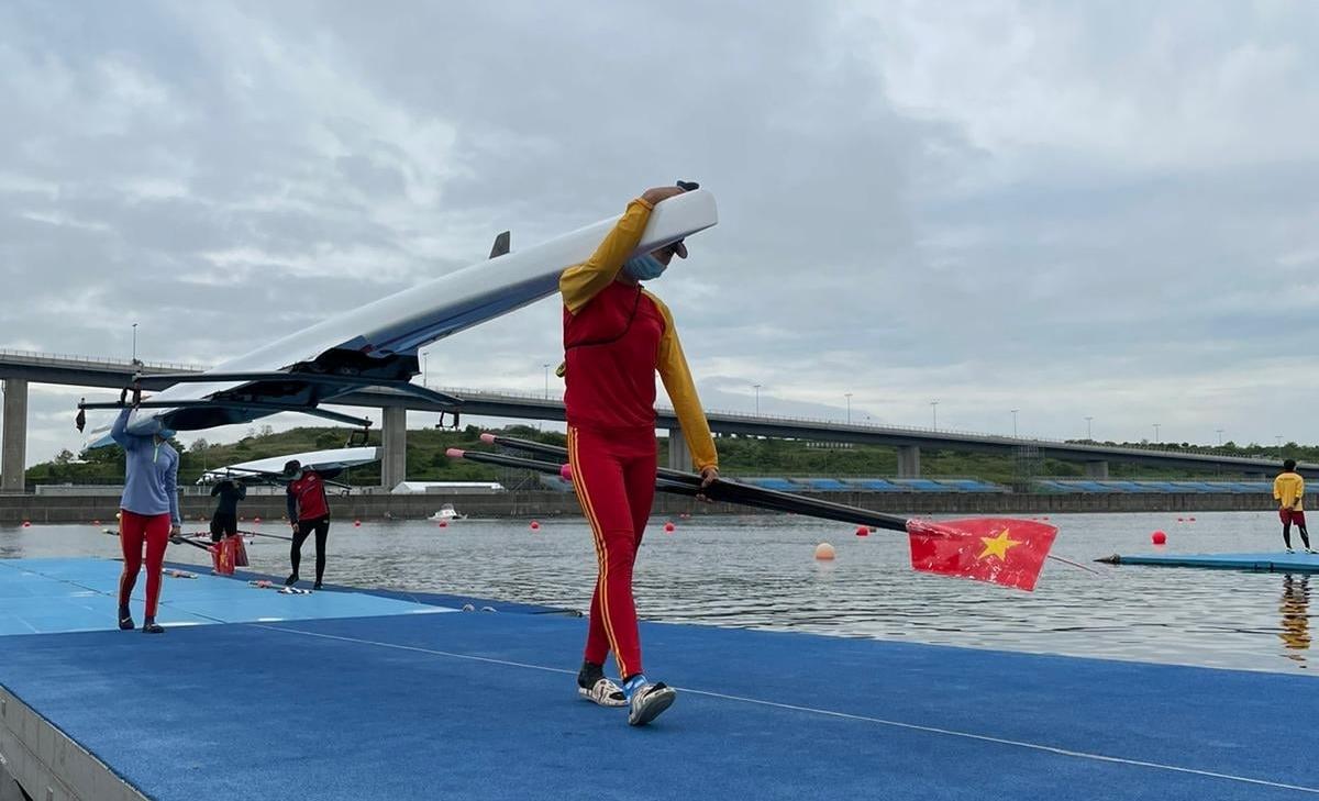 Rowing giúp Việt Nam có thêm vé dự Olympic Tokyo 2020 (Ảnh:World Rowing).