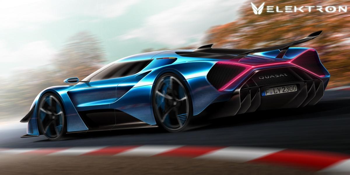 Sức mạnh sẽ được truyền đến bánh xe thông qua hệ thống phân phối lực kéo thông minh (Elektron Smart Torque Vectoring System – ESTV). Nhờ đó, mẫu hypercar chạy điện này sẽ có được khả năng tăng tốc lên 100 km/h trong chỉ 1,65 giây và tốc độ tối đa được giới hạn ở mức 450 km/h.