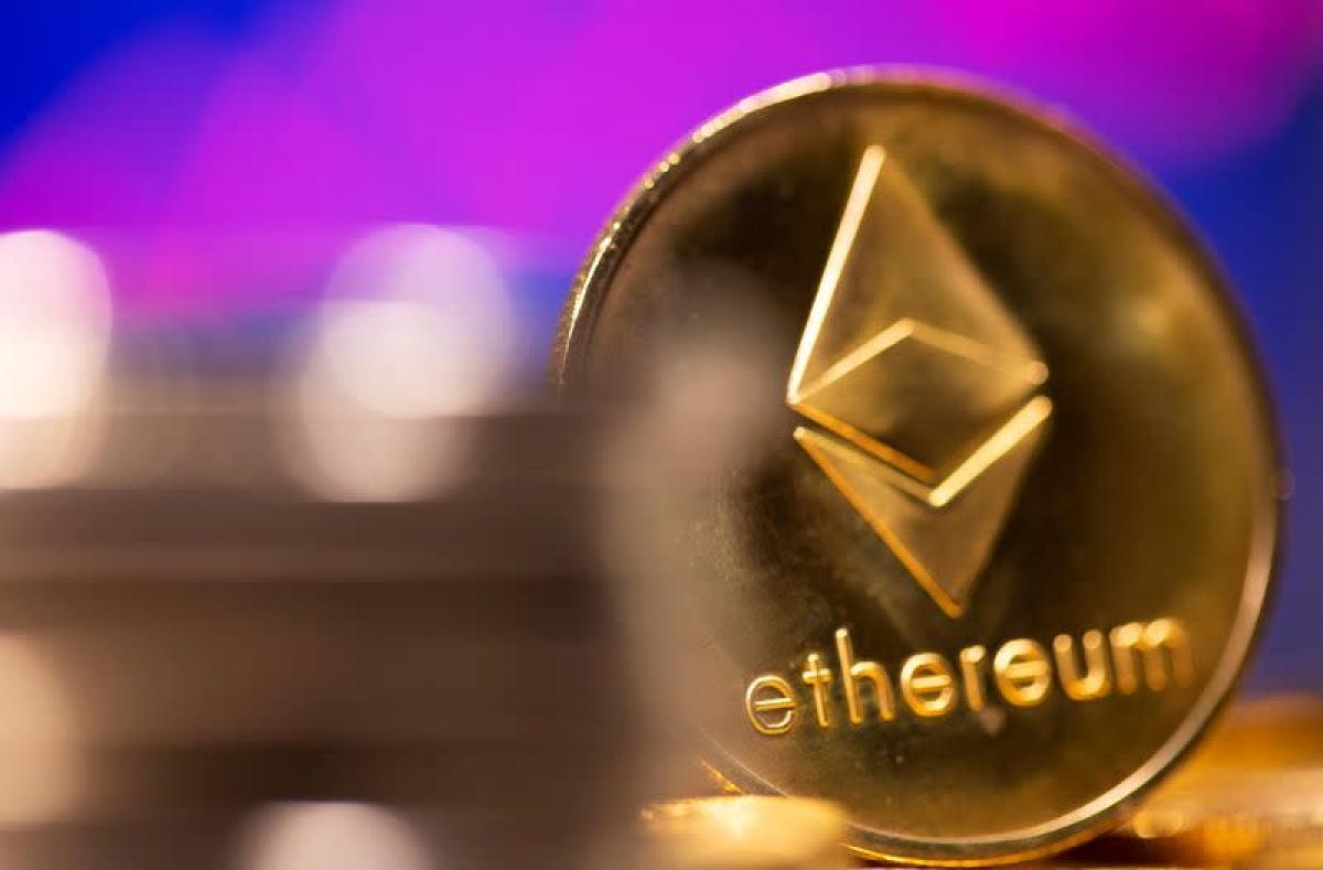 Ether là đồng tiền mã hóa của công nghệ chuỗi khối Ethereum. (Ảnh: RT)