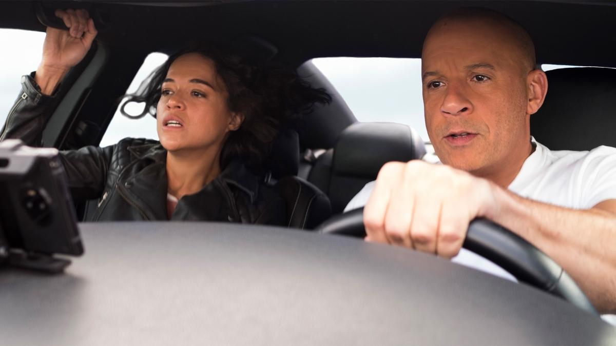 """Cảnh trong phim """"Fast and Furious"""".Nguồn: Universal"""