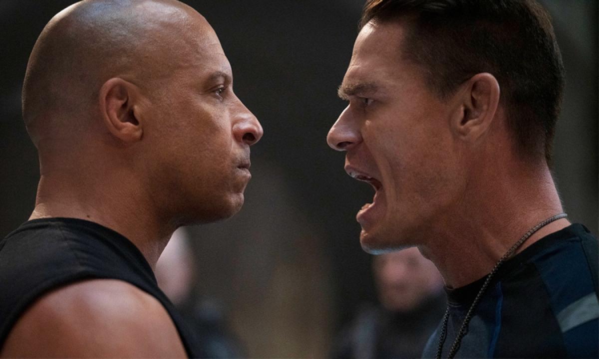 """""""Fast and Furious"""" phần 9 là cuộc đối đầu giữaDominic Toretto và anh trai."""