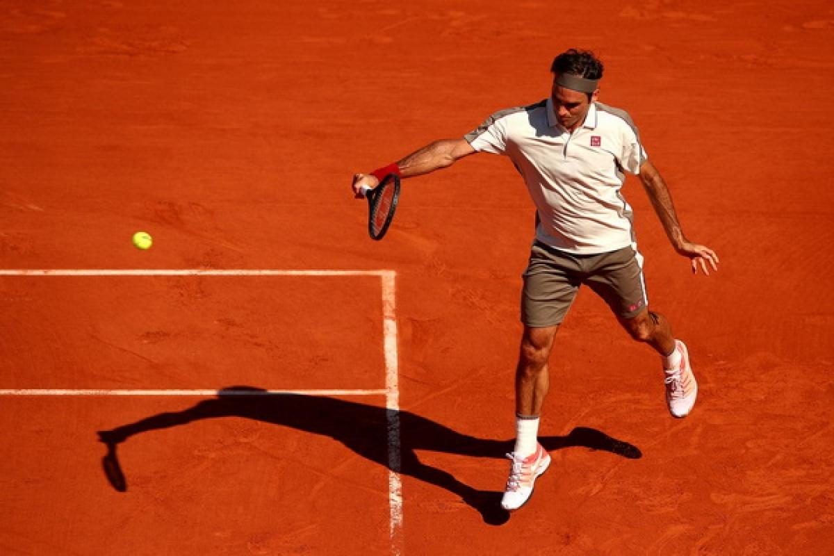 Federer sẽ tranh tài ở giải Geneva Open diễn ra trong tuần này. (Ảnh: Getty).