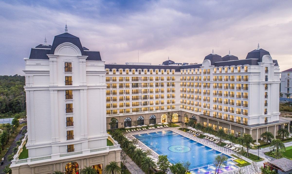 Căn hộ khách sạn VinHolidays được bảo chứng về khả năng sinh lời do nằm tại siêu quần thể nghỉ dưỡng Phú Quốc United Center và được Vinpearl vận hành.