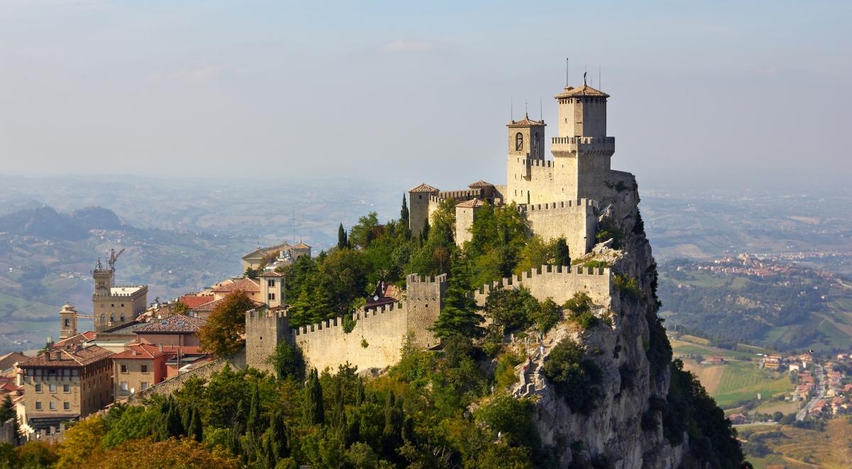 Pháo đài Guaita - điểm tham quan nổi tiếng ở San Marino. Nguồn: wikipedia