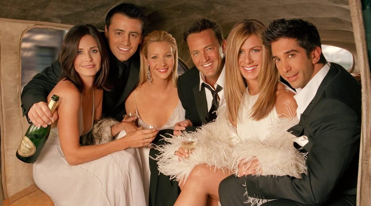 """""""Friends"""" sẽ tái ngộ khán giả trong tập phim đặc biệt."""