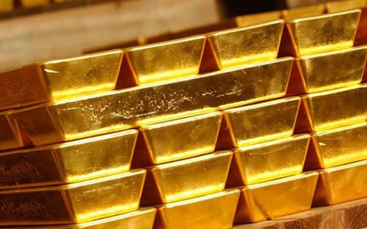 Các chuyên gia Phố Wall và nhà đầu tư cá nhân đang có cùng tâm lý lạc quan về triển vọng ngắn hạn củagiá vàng.(Ảnh minh họa: KT)