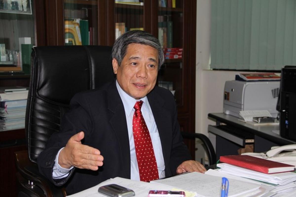 Giáo sư, Tiến sỹ khoa học Vũ Minh Giang