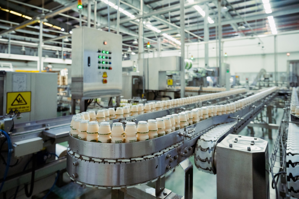Sữa chua uống Probi, một sản phẩm khác của Vinamilk, cũng dẫn đầu thị trường