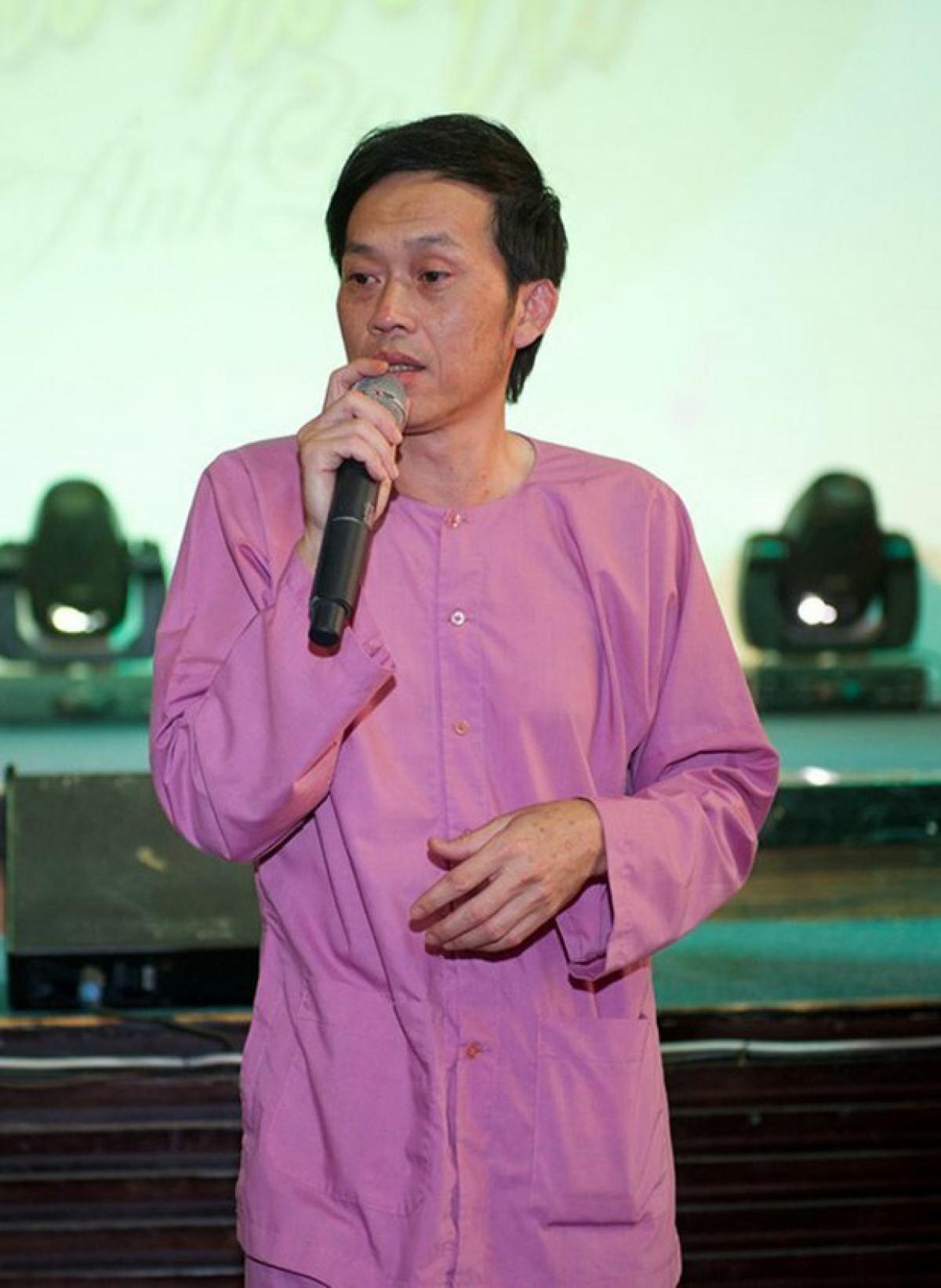 Danh hài Hoài Linh. (Ảnh: FBNV)